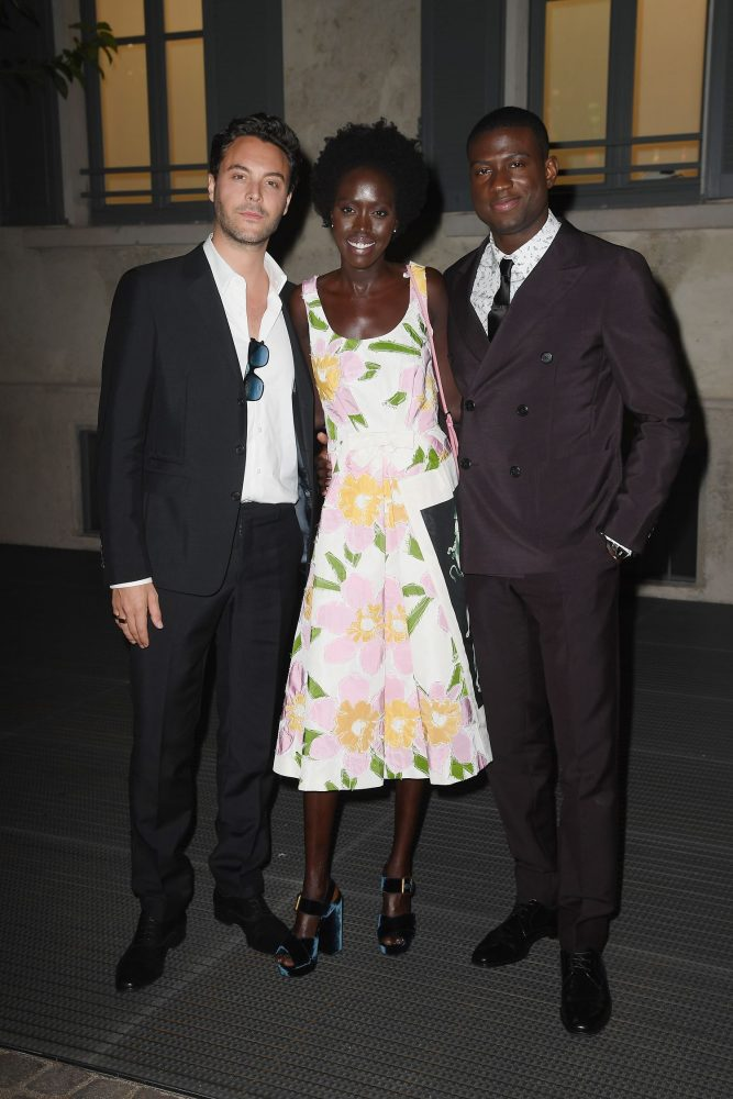Jack Huston, Kuoth Wiel e Sinqua Walls