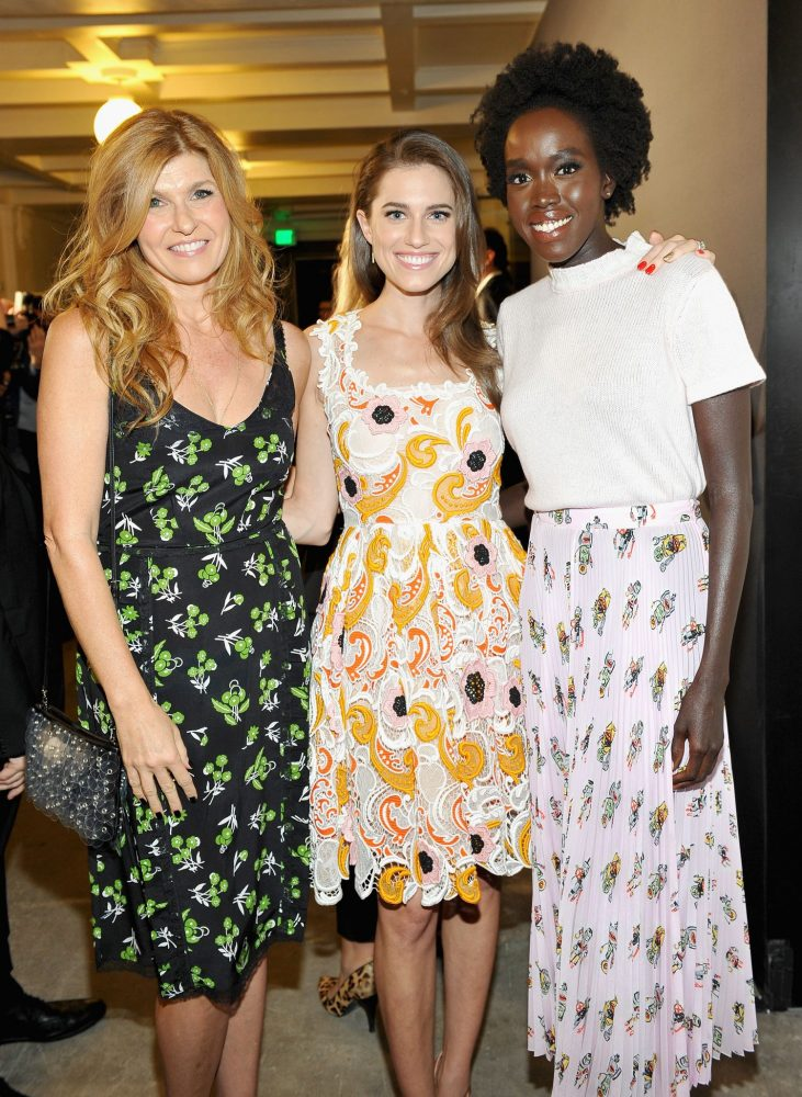 Connie Britton, Allison Williams, Kuoth Wiel