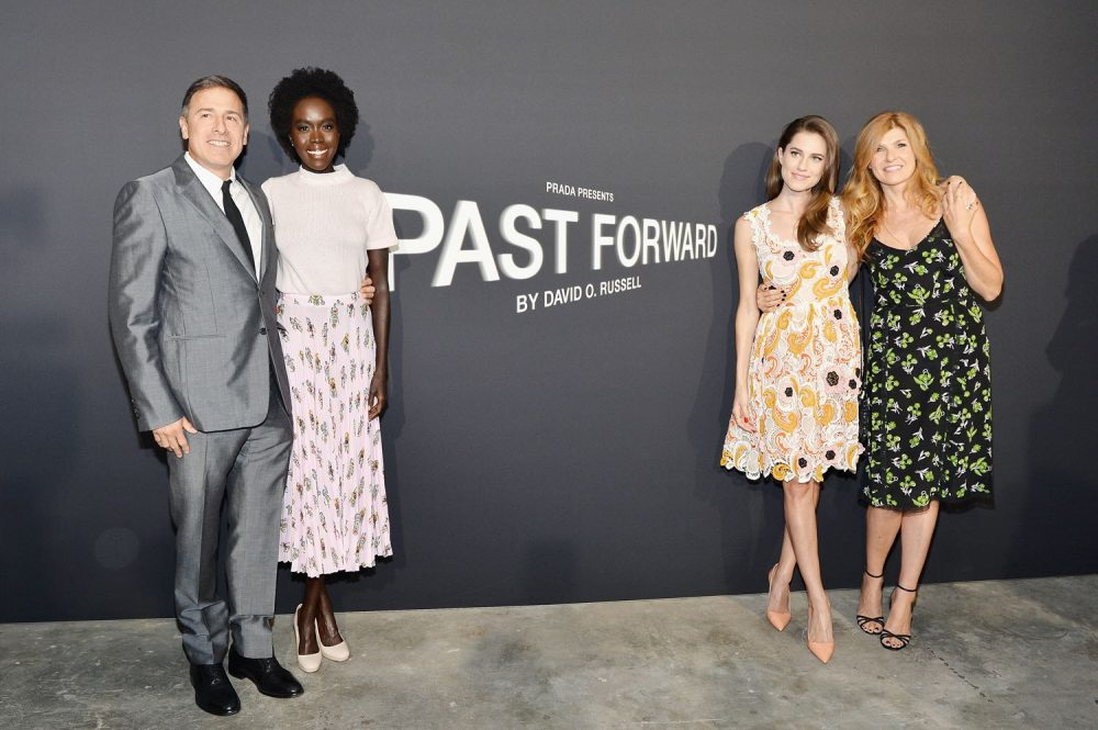 David O. Russsell, Kuoth Wiel, Allison Williams, Connie Britton